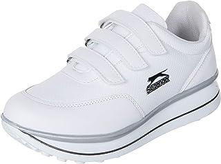 SLAZENGER Kadın Sa28Lk017 000 Sneaker, Beyaz