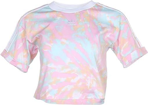 Multicolor/White/True Pink/Vapour Blue