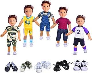 18 doll clothes boy