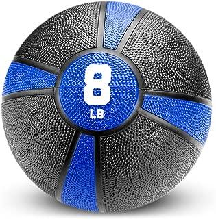 Crown Sporting Goods Tuff Grip Rubber Medicine Ball