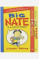 Big Nate Triple Play Box Set: Big Nate: In a Class by Himself, Big Nate Strikes Again, Big Nate on a Roll ペーパーバック