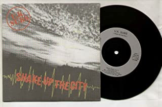 Uk Subs - Shake Up The City / Self Destruct - 7 inch vinyl / 45