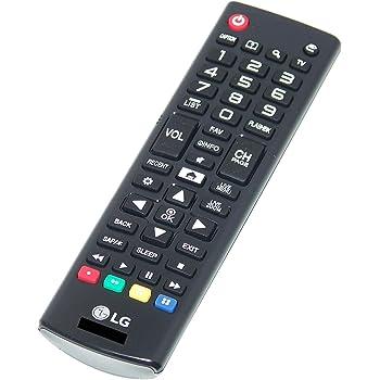 49LH5700 43LH570AUE 43LH570A-UE Renewed OEM LG Remote Control Originally Shipped With: 43LH570A 49LH5700UD