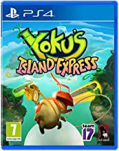 Yoku's Island Express Video Game for PlayStation 4 PAL Region Rated 7 age