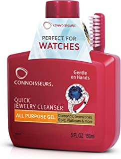 Connoisseurs Quick Jewelry Cleansing Gel, 5 Fl. Oz.