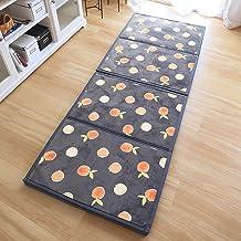 Tatami Mattress,Carpet Living Room Bedroom Floor Mat Child Fold Crawling Mat Thicken Nap Mat,Thickness 4.5 cm