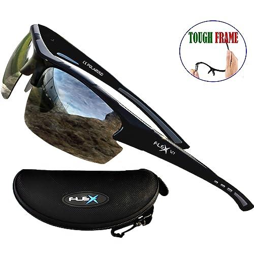 afc4cd7d99 FLEX – Polarized Sports Sunglasses for Men or Women