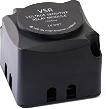 Voltage Sensitive Relay (VSR) module 125Amp-Automatic charing relay help avoid dead battery