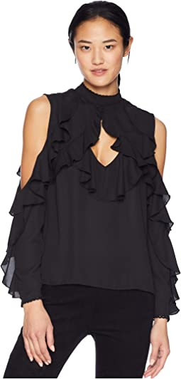 Treasures Untold Ruffle Top