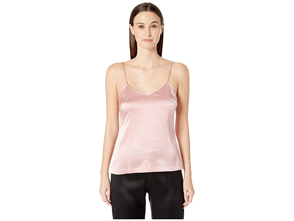 La Perla Silk Reward Camisole (Pink Powder) Women