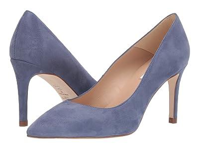 L.K. Bennett Floret (Powder Blue) High Heels