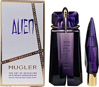Thierry Mugler Alien Thierry Mugler Alien 2 Pc. Gift Set For Women | Edp 0.3 Oz + Edp 3 Oz, 9 ml Pack of 1 (ANAR9)