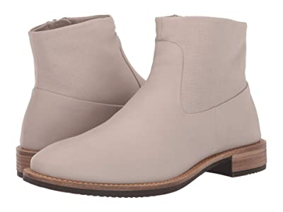 ECCO Sartorelle 25 Ankle Boot (Grey Rose) Women