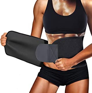 YXTY Waist Trainer Belt, Slimming Body Shaper Belt for Weight Loss Back Support