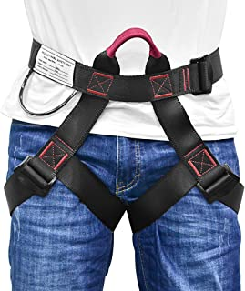 abc climbing harness