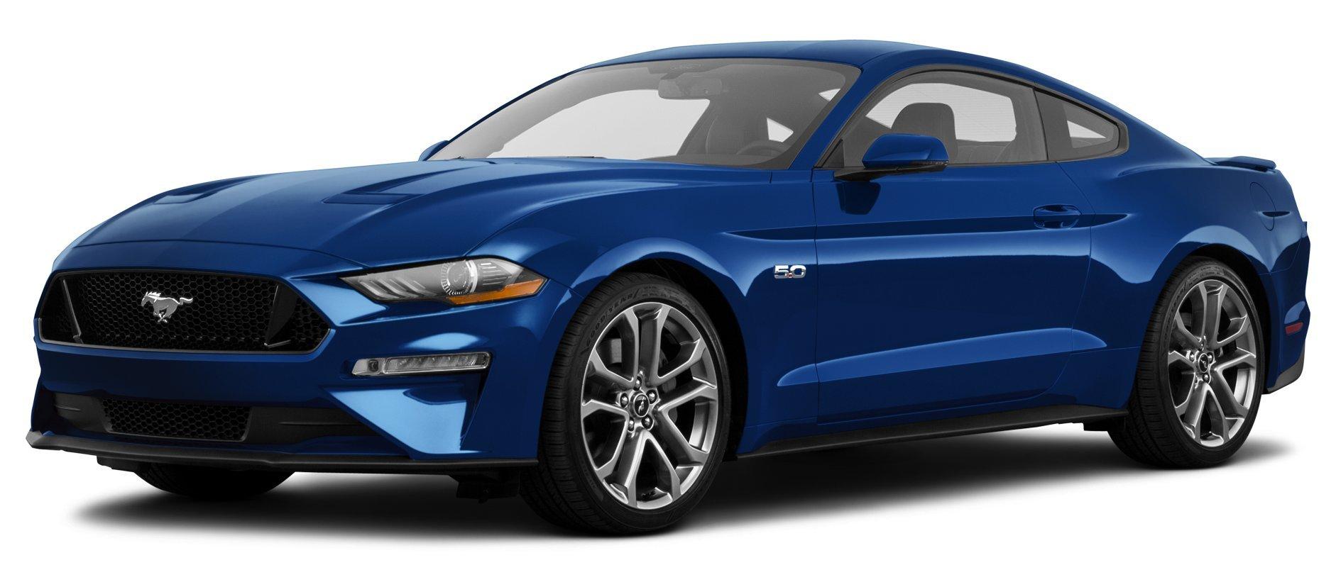 Lightning Blue Mustang >> 2018 Ford Mustang Gt Premium Fastback Lightning Blue Metallic