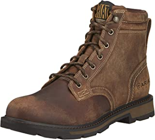 Best mens work boots no laces Reviews