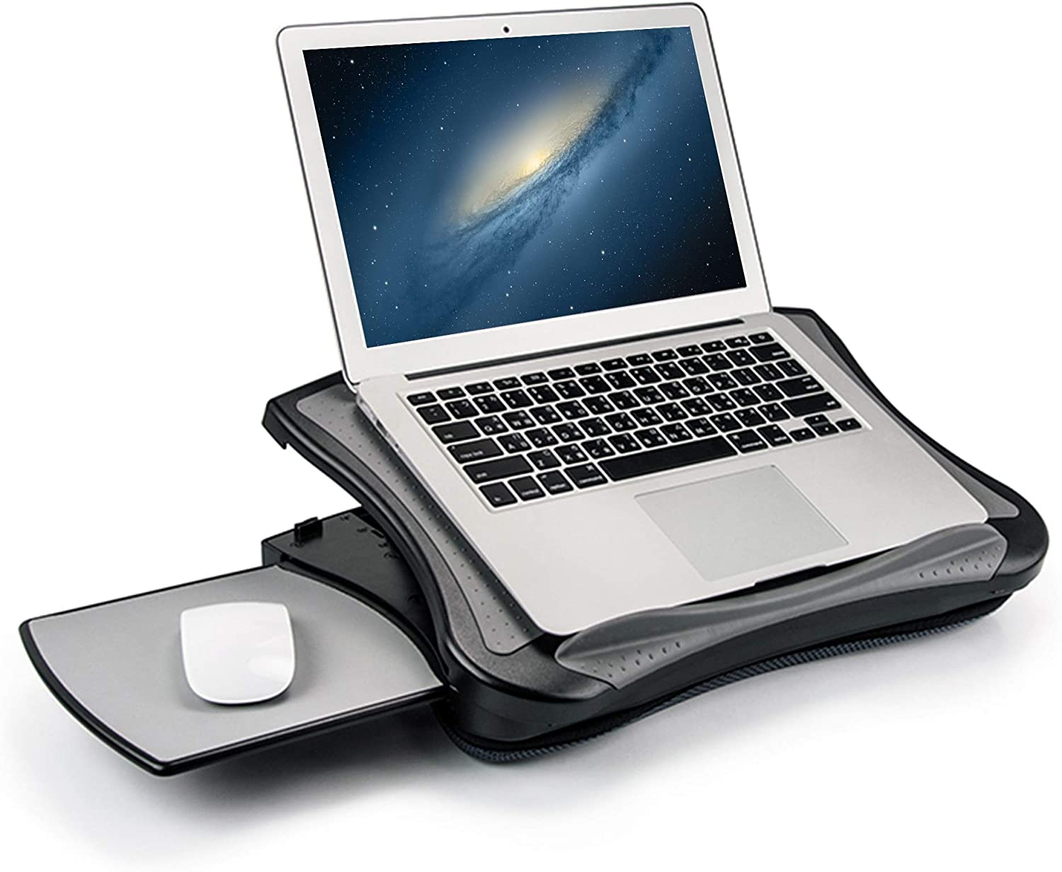 Mesa Mall MAX SMART Laptop Lap Pad Attached Sale Mouse with Stand C