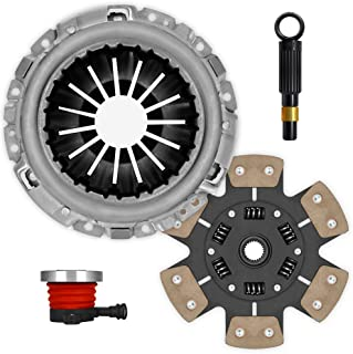 AT Clutches Stage 3 Clutch kit for 2007-2008 Nissan 350Z & Infiniti G35 2003-2006 K-06-082