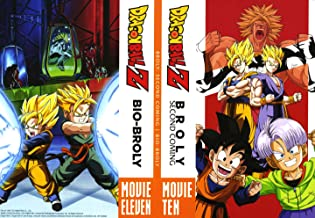 Dragon Ball Z // Bio-Broly / Broly Second Coming / 2 Movies