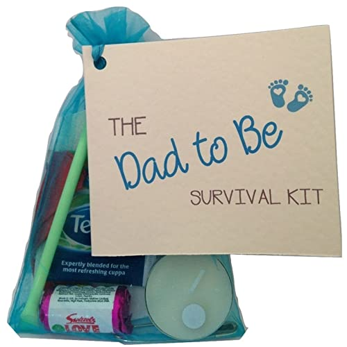 Dad To Be Survival Kit Gift Keepsake For