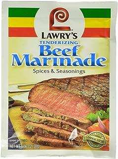 Lawry's Tenderizing Beef Marinade Seasoning 3 Pack