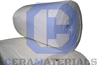 Ceramic Fiber Insulation Blanket 8# Density 2300F (2