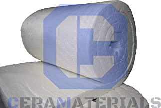 Ceramic Fiber Insulation Blanket 8# Density 2300F (2