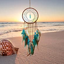 Pollyhb Flying in The Wind, Handmade Dream Catcher Feathers Decoration for Car Wall Hanging Room Home Decor,Dream Catchers,Dream Catcher,Dreamcatcher (Multicolor)