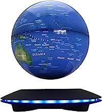 Woodlev Maglev Magnetic Levitation Levitron Floating Rotating Wireless Transmission Touch..