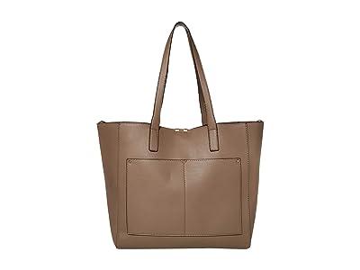 SOLE / SOCIETY Cora Tote (Mushroom) Handbags