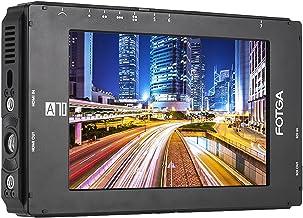 """Monitor, A70TLS 7""""Monitor de campo de vídeo FHD na câmera IPS Touchscreen SDI 4K Entrada/saída 3D LUT Dual NP-F Placa de b..."""