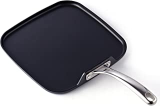 Best non stick square griddle pan Reviews