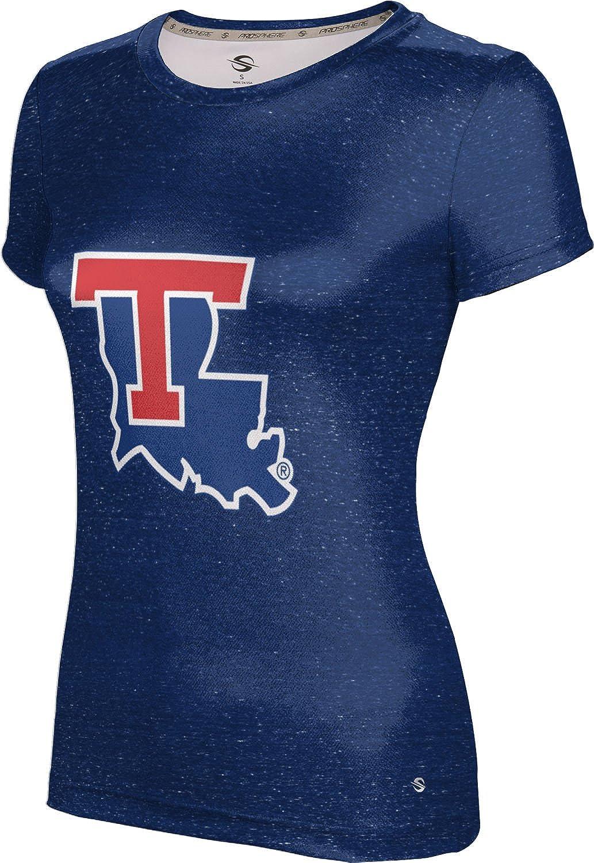 ProSphere Louisiana Tech University Girls' Performance T-Shirt (Heather)