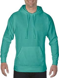 9.5 oz Garment-Dyed Pullover Hoodie. 1567 Seafoam