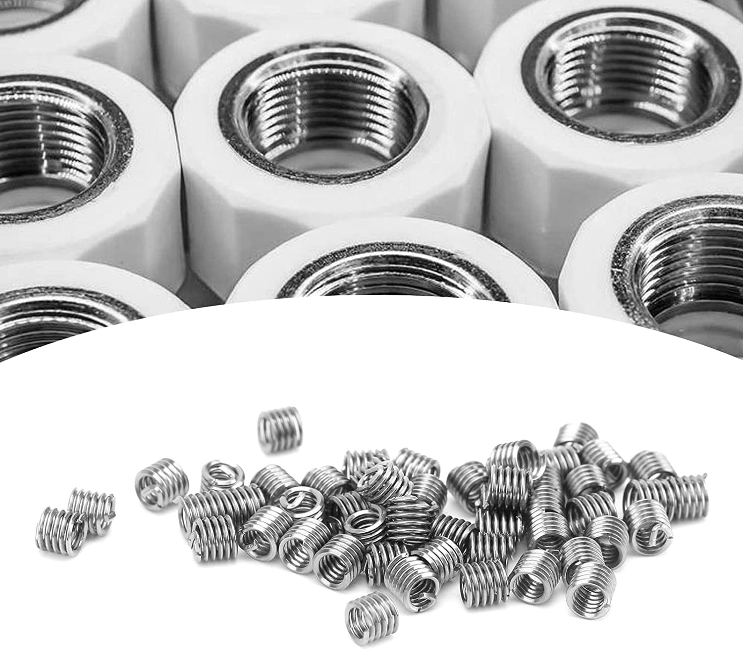 Thread Socket Not Easy Deform Steel 40% OFF Cheap Sale Popular overseas Stainless To