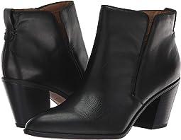 Black Bally Leather
