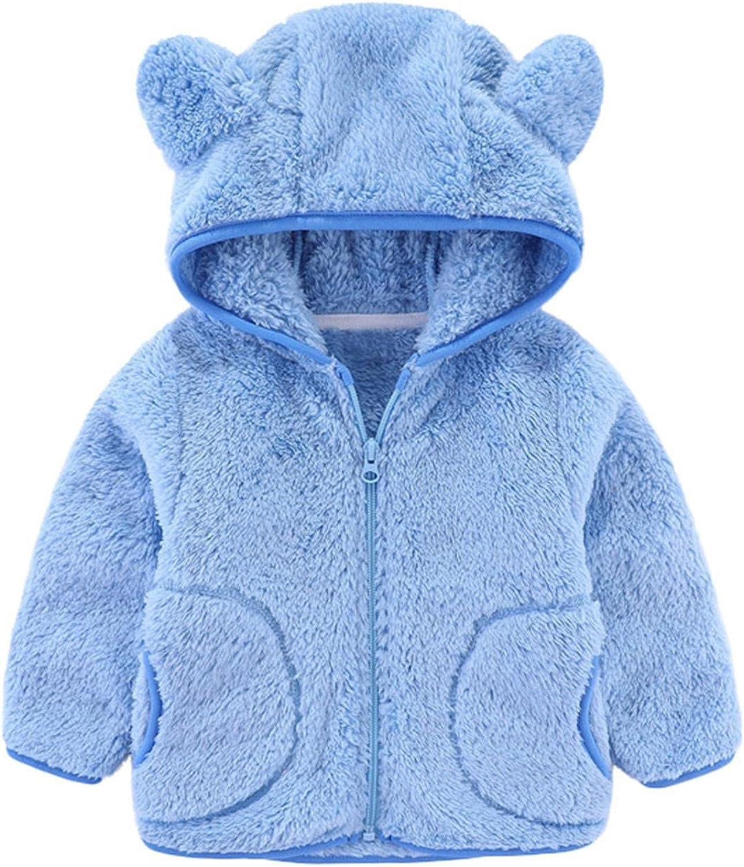Digood Kids Fleece Industry No. 1 Jacket Warm Coat Boys Newborn Very popular! Wint Girls Baby