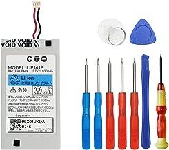 Wee 930mAh LIP1412 Battery Replacement for Sony PSP-N1001, PSP-N1002, PSP-N1003, PSP-N1004