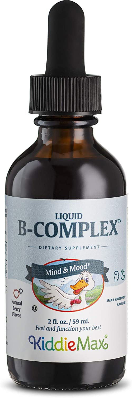 Maxi-Health Liquid Vitamin B-Complex - Sale price Flavor 2 Flui Max 64% OFF Raspberry