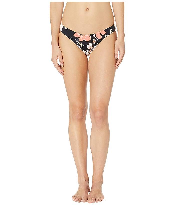 Roxy Womens Print Beach Classics Reversible High Leg Bottom
