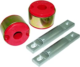 Prothane 8-304 Red Rear Trailing Arm Bushing Kit