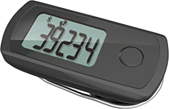 WEGO Elite Activity And Sleep Tracker With One Button Function Toggle, Powered By The Map My Fitness App