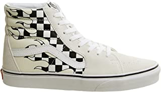 Vans 范斯 Sk8-Hi经典款滑板鞋 高帮中性运动鞋 男女同款