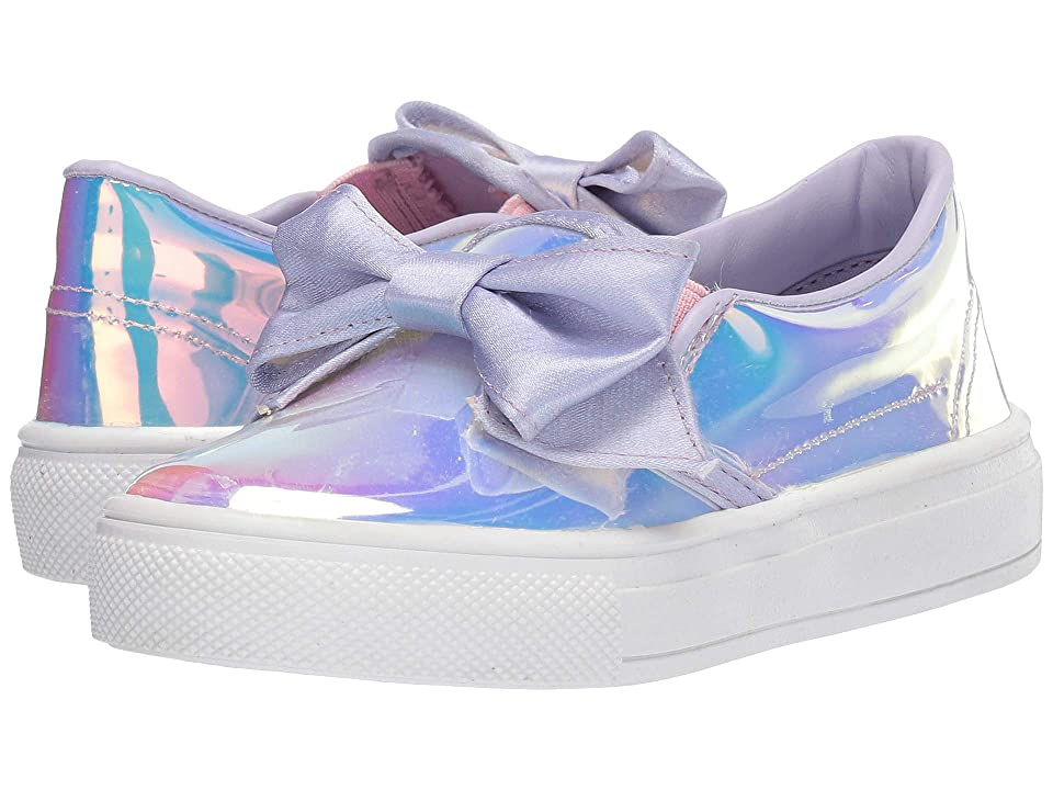 Kid Express Toni (Toddler/Little Kid/Big Kid) (Lilac Iridescent Metallic) Girl