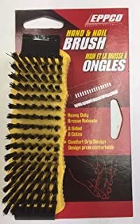 EPPCO Heavy Duty Nail Brush (8 Pack)