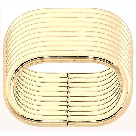 Non soud/é Bronze BIKICOCO 2 cm anneau ovale en m/étal sac /à main 10 pi/èces pour sac /à main