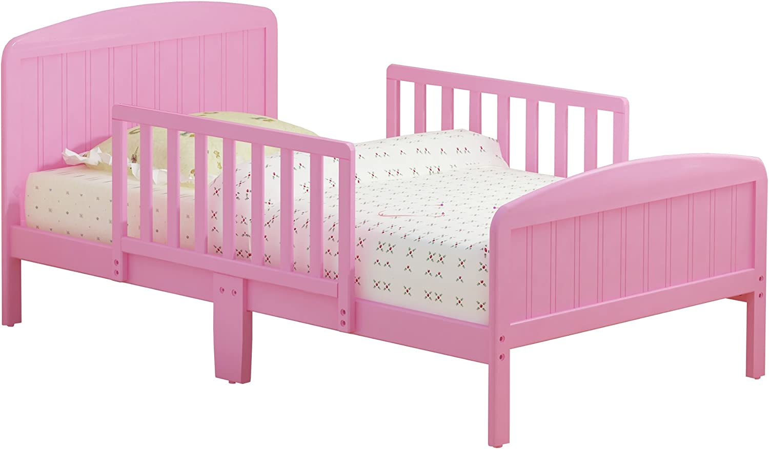 Rack Furniture RR5010PP Harrisburg Toddler Bed Perfect Pink