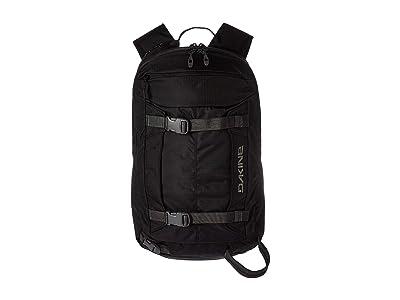 Dakine Mission Pro Backpack 25L (Black) Backpack Bags
