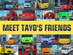 Meet Tayo's Friends